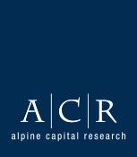 ACR Alpine Capital Research Logo